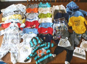 Baby Clothes - Boy Size 3months