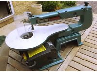 Clarke 400mm Variable Speed Scroll Saw