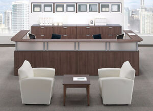Reception Desks at Affordable Prices - Halifax, NS