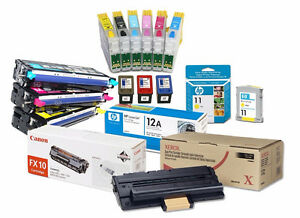 WE BUY INK and TONER cartridges / NOUS ACHETONS cartouches