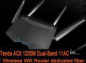 *Special* Tenda AC6 Wi-Fi Router + R10 Android 8.1 TV Box->$200!