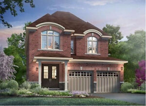 Gorgeous New Detached Family Home for Rent in Whitby Central