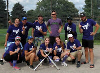 Play Co-ed, For-Fun, Adult Softball on Tuesdays this Summer!