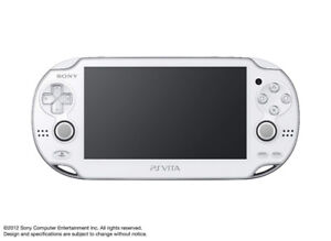 Looking for PS VITA (white preferably)