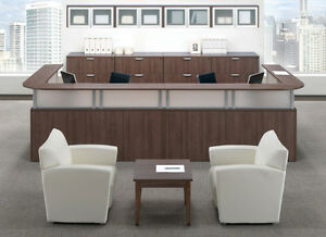Office Furniture - Reception Desk starting @ 598