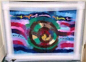 Gyula Marosan - Abstract Oil Painting Collection - Toronto London Ontario image 1