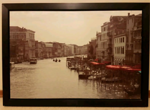 Canvas Painting of Venice.