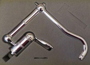 Franz Viegener Single-Handle Kitchen Sink Faucet U427/98