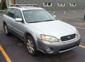 2006 Subaru Outback looking for new home