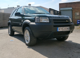 Land Rover Freelander td4 Commercial Van