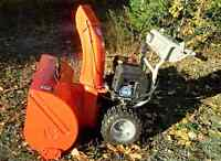 snowblower - snow beast 36 in. 15 HP