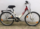 "Pegasus unisex children's bike. 24"" wheels. Coaster brake 3 gears"