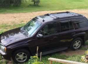 Excellent Condition 2008 Chev Trailblazer (Very low kms)
