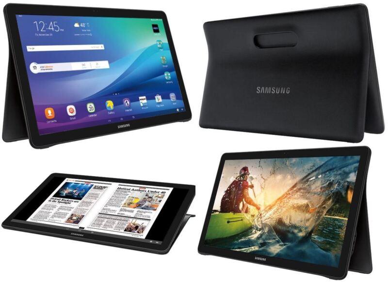 """Samsung Galaxy View T677a 18.4"""" 64gb Wifi & 4g Unlocked At&t T-mobile Tablet"""