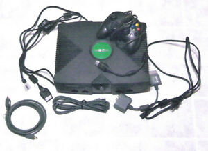 Xbox with 31 Games    $100 for everything