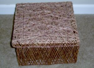 SET OF 5 PLASTIC MESH BOXES London Ontario image 1