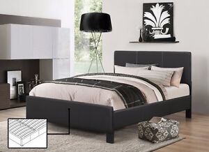 Brand new upholstered queen beds (BEST PRICE, PAY ON DELIVERY) Oakville / Halton Region Toronto (GTA) image 1