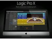 Logic pro x for mac