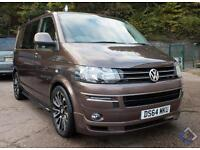 VW Transporter T5 T30 2.0TDI 140PS SWB DSG Highline Sportline Pack