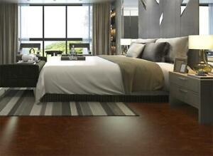 Are you looking to replace your floors? Cork flooring is the natural answer** Order For Free Sample
