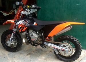 Ktm50 sx but MINI so harder to find!