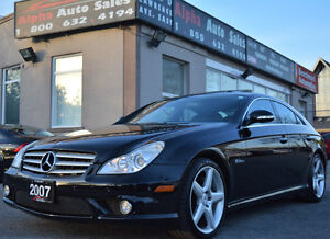 2007 Mercedes-Benz CLS63 AMG *NO Accidents* Certified & Warranty