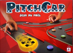 Brand New Sealed Pitch Car board game