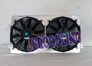 Aluminum Radiator Fan Shroud for 94-98 Volkswagen Golf MK3 JETTA VR6 2.8L New