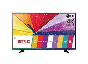 """LG 49"""" Inch Smart Ultra High Definition 4K LED TV 49UF6400"""