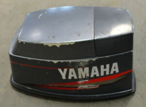 Cabine Yamaha 40 HP 2 temps Top Cowling