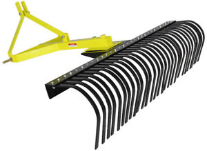 Wanted tractor mounted landscape rake