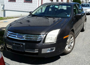2006 Ford Fusion SE V6 Sedan Automatic 206,485km