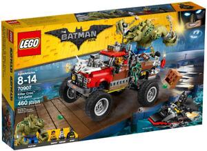 Lego Batman Movie 70907 Killer Croc Tail-Gator Neuf