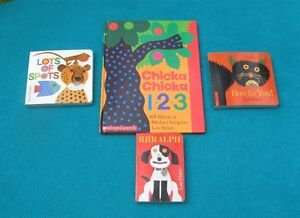 Lois Ehlert Books Chicka Chicka 123,Lots of Spots,,Boo to You