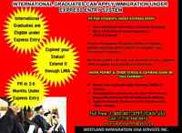 International Graduates, Express Entry & BC PNP PR & Work Permit
