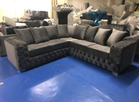 Ashton Corner Sofa With Scatter Back Cushions