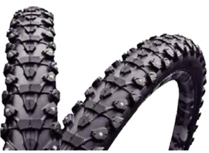 studded (winter) bicycle tires