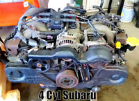 MOTEUR SUBARU LEGACY -FORESTER 2001-02-03-04-05-06