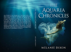 The Aquaria Chronicles YA Fiction Softcover Book