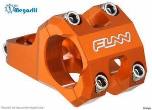 Brand New Funn Marzocchi 888 Direct Mount Stem - ORANGE