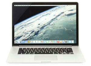 CLEARANCE SALE Nov. 14, MacBook Pro 15.4 inch, Mint