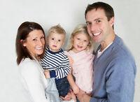 Toronto Family Portrait Photographers