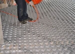 Hotrocks In Floor Heating Insulated Panels