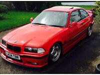 BMW E36 320 M3 REP £2000 ovno