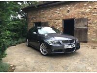 UNRECORDED 2007 BMW 335D SPORT TOURING CHEAPEST IN UK BOOKS AT 10K