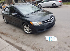 Acura Csx Teck-Packg Navigation Gps 2006 cuir 167km automatic