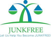 JUNKFREE (Junk Removal services)