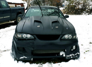 1998 Ford Mustang V6 MT