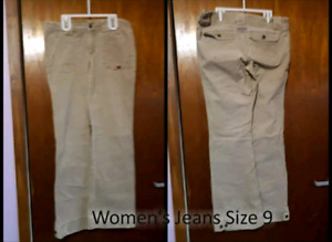 Womens Size 9 Jeans