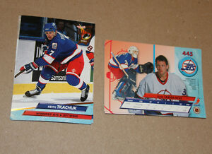 Ultra Fleer 1991-92 hockey cards